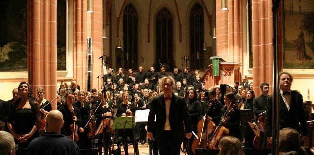 Fauré und Rutter - Requien, 26.01.2014