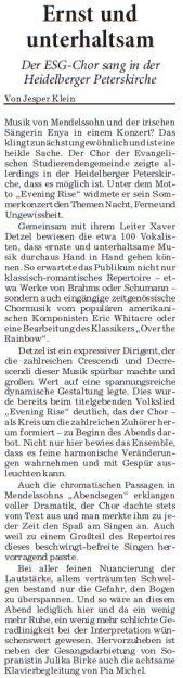 Rhein-Neckar-Zeitung, 26.07.2017