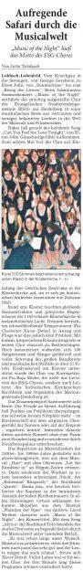 Rhein-Neckar-Zeitung, 25. Juli 2016